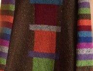 Вязание. Полоски
