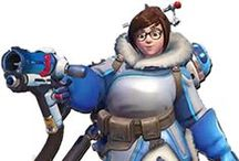 Overwatch Mei cosplay