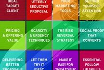 business comms and marketing tips/strategies