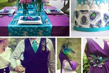 Purple and Turquoise / What a beautiful color combo! These colors would be absolutely stunning with the aquas and turquoises you will find throughout the resort. It is as if the resort was MADE for your wedding! / by Hyatt Regency Coconut Point Resort & Spa Resort & Spa