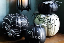 Halloween-Town / by Patty Robinson