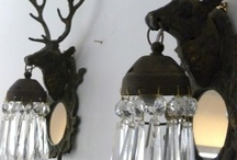 Into the woods with ANTLERS / by Song Bird Cottage