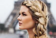 hair we're loving / hairstyles we love.