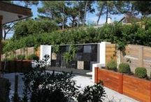 Natura Wall (outdoor) / The Natura Wall is an amazing water wall created by Cactose. To create your on wall and get more information, go on : http://www.mur-eau.com