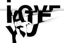 Typography ♥