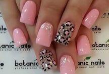 Nails and Polishes / Favorite nail colors, nail art, and nail designs.  / by Patty Robinson