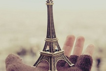My love for Paris