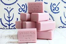 Soaps with charm