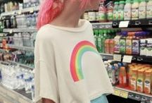 rainbow / by Clashist