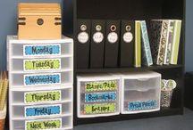 Class Organization / Class MANAGEMENT- interactive notebooks and journals, class decorations, bulletin boards, history memes, substitute folders, class desk setup, classroom organization techniques.  / by Patty Robinson