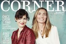 Corner Magazine / Some of our favourite Corner pages