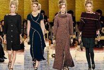 MODA INSPIRADA EN EL BIZANTINO / Colecciones de Dolce & Gabbana y CHANEL sobre el bizantino