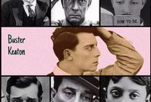 My Buster Keaton's Collages
