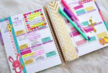 Life Planner Obsessed / Erin Condren Life Planners / by Patty Robinson