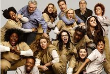 Orange is the New Black / I wouldn't mind going to prison with these ladies ;) / by Kelly O'Donnell