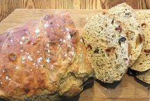 Rezepte - Brot, Brötchen und Bagels