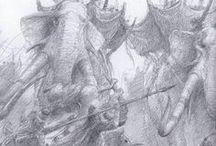 Tolkien sketch