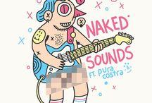 Naked Sounds Art