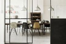 d i n i n g / kitchen and dining room designs to love