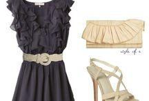 wardrobe|wants / by Jessi Peters Reading