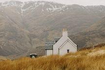 cabins / by Krissy Osborne