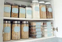 Organized Kitchen / by Life Gets Organized