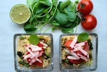 Quinoa Lover's Recipes / by Shelley Alexander