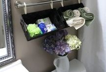 Organized Bathroom / by Life Gets Organized