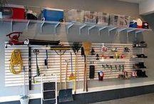 Organized Garage / by Life Gets Organized