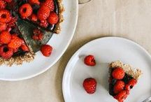 Recipes to try - sweet thangs