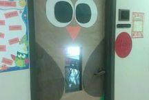 Classroom Doors, Bulletin boards & decor / by Marilyn Earnhardt