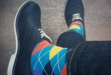 My socks... / by TheeBlog .