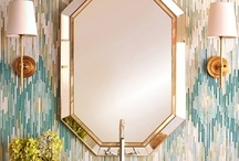 :: Powder Rooms & The Master Bath ::