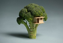 Kreatív étel művészet