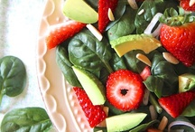 Gorgeous Salads with Delectable Dressings / by Shelley Alexander
