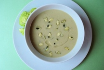 Lovely Soups / by Shelley Alexander