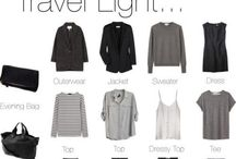 Travel Fashion / Stuff to wear on the go