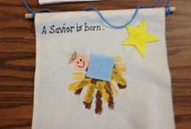 Preschool holiday crafts/gifts / by Marilyn Earnhardt