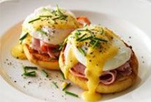 Recipes to try - beautiful breakfasts