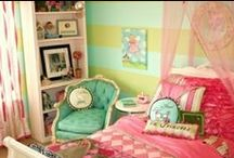 Girls room / by Jamie McMillan Photography
