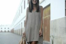 My Style: spring/summer / Clothes And the way to wear them  / by Jessica Haryanto