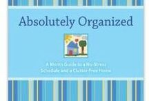 Books We've Featured in Getting Organized Magazine / Books featured in Getting Organized magazine http//:www.gettingorganizedmagazine.com to help people get and stay organized. / by Getting Organized Magazine