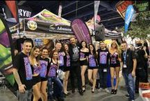 Champs Trade Show 2015 / Advanced Nutrients is rocking the 2015 Las Vegas edition of Champs :)