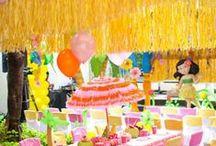 Party - Mexicana e Havaiana