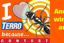 """I Love TERRO / Every year, during the annual """"I Love  TERRO Because.."""" contest, ardent fans weigh in on why they love TERRO! #shareyourlove"""