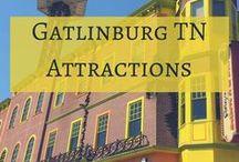 Gatlinburg TN Attractions / Information about the numerous Attractions that are in Gatlinburg, TN.