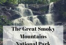 Great Smoky Mountains National Park / The most visited National Park in America.