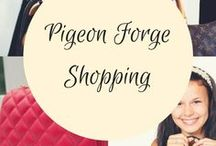 Pigeon Forge Shopping / Explore more than 300 stores, boutiques and outlets when you go on a Pigeon Forge Vacation.