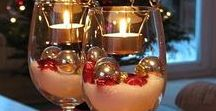 Christmas ideas for Restaurant and Hotels / Nice ideas Christmas decor, menu and food ideas that may inspire you!