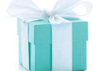 little blue box.